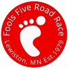 Fools Five Road Race Logo